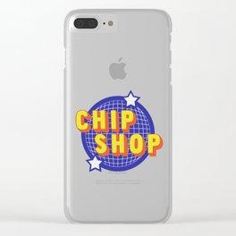 Chip Shop Clear iPhone Case