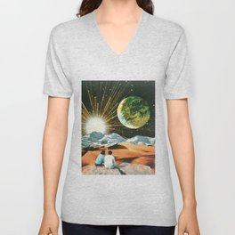 Another Earth Unisex V-Neck