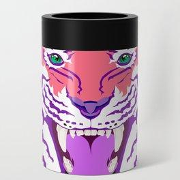 Pink Endangered Can Cooler