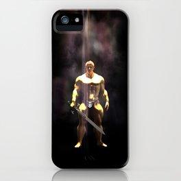 Epic Godrays - Warrior iPhone Case