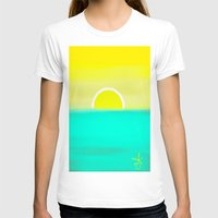 birthday T-shirts featuring Birthday Yellow by ANoelleJay