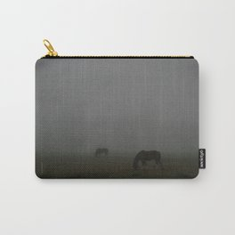 Not a Horse, but a Ghost Carry-All Pouch