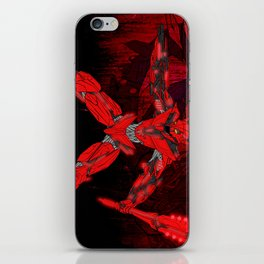 Ultracrash 6 iPhone Skin
