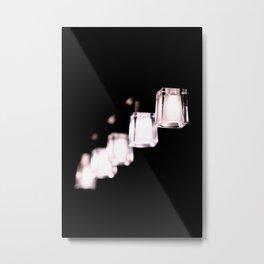 Lumin Metal Print