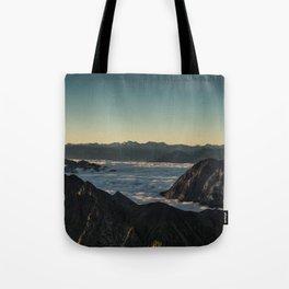 Tumultuous Waters Tote Bag