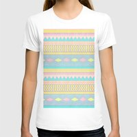 egyptian T-shirts featuring Egyptian II by Louise Machado