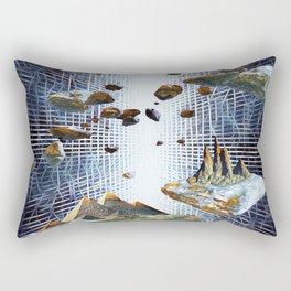 Ancient Portals Rectangular Pillow