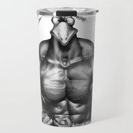 strong cock Travel Mug