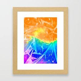 Aurora 3 - Sunrise Framed Art Print