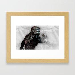 Dead Space 1 Framed Art Print