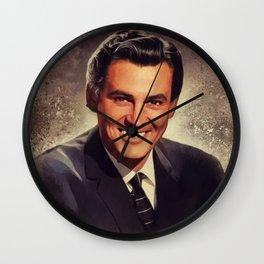 Russ Conway, Music Legend Wall Clock