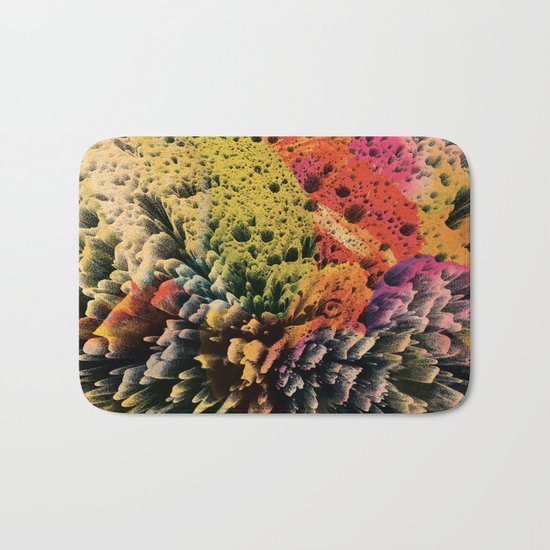 AQUART / PATTERN SERIES 007 Bath Mat