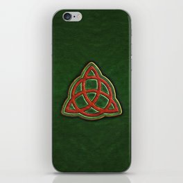Book of Shadows Cover iPhone Skin