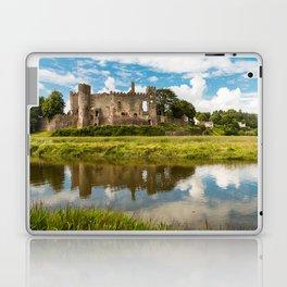 Laugharne Castle Laptop & iPad Skin