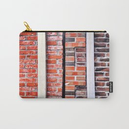 Brick Walls Carry-All Pouch