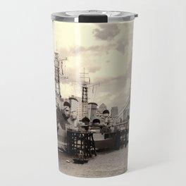 HMS Belfast Travel Mug