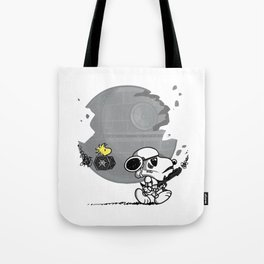 Snooptrooper Tote Bag