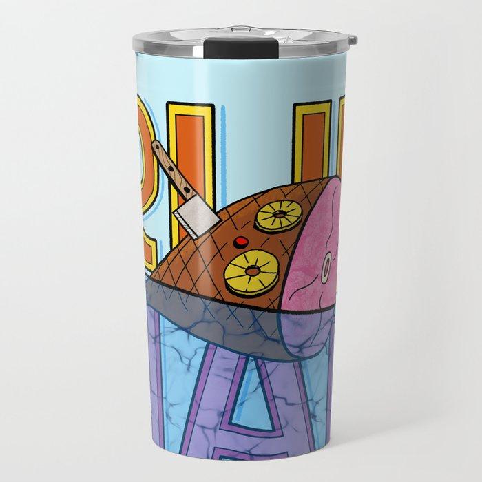 Rum Ham Travel Mug