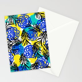 Vibrant day Stationery Cards