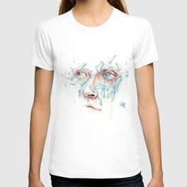 Shattered emotions T-shirt