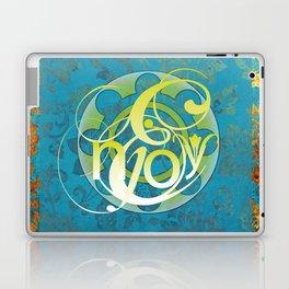 ENJOY Laptop & iPad Skin