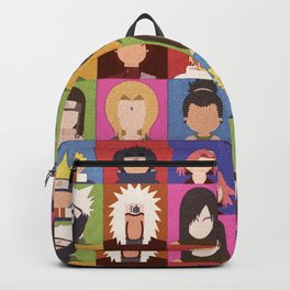 Anime Characters Backpack