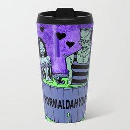LOVE TUB  Metal Travel Mug