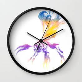 Ichnuemon 3 Wall Clock