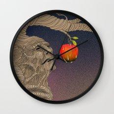 Tantalus Wall Clock