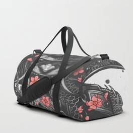 Sleeve tattoo Samurai Irezumi Duffle Bag