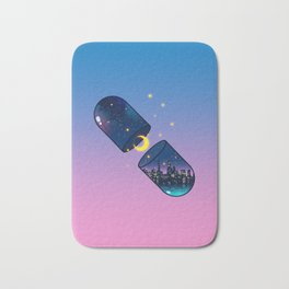 Chill Pill Bath Mat
