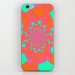 loud confusion iPhone Skin