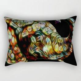 Elephant dream Rectangular Pillow