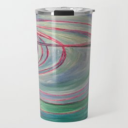 Cross and Dove Travel Mug