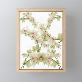 Orchidee fantasy Framed Mini Art Print