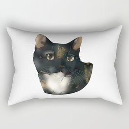 Ally Cat Rectangular Pillow