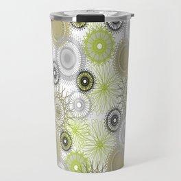 Modern Spiro Art #6 Travel Mug