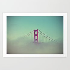 Good Morning San Francisco Art Print