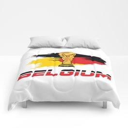 World cup Belgium Comforters