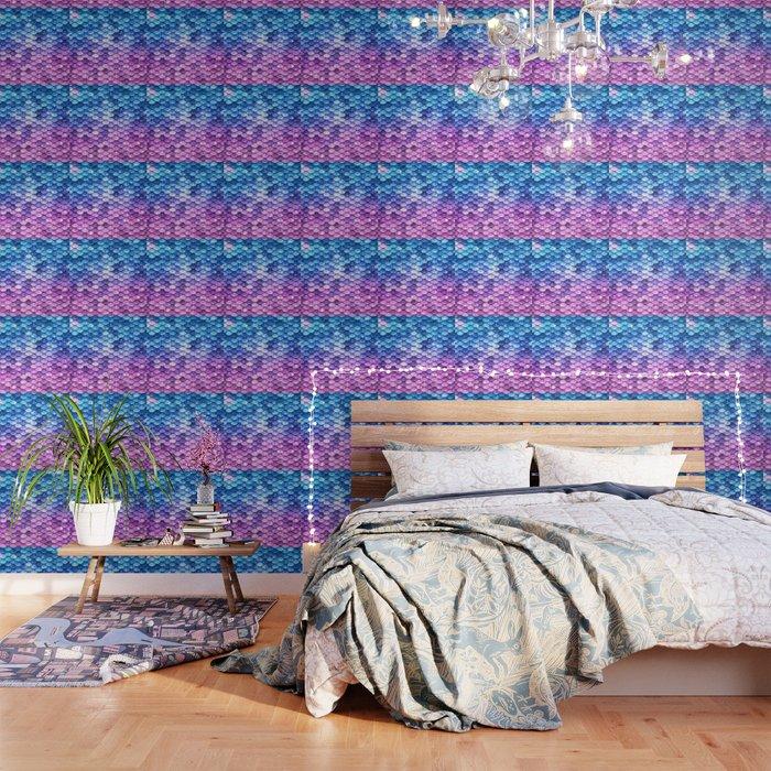Unicorn Mermaid Tail Wallpaper