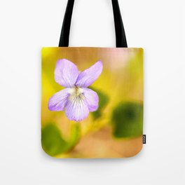 Wildflower Pansy Summer Blossom #decor #society6 #buyart Tote Bag