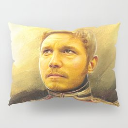 Starlord Guardians Of The Galaxy General Portrait Painting | Fan Art Pillow Sham