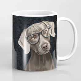 Mr Weimaraner Coffee Mug