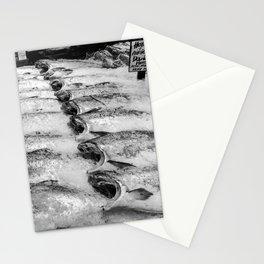 Pike Place Market Wild Salmon Catch Stationery Cards