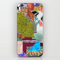Get Along iPhone & iPod Skin
