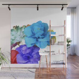 Spirit Bouquet Wall Mural