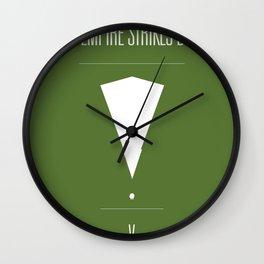 The Empire Strikes Back Wall Clock