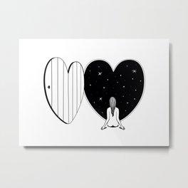 galaxy of lovers Metal Print