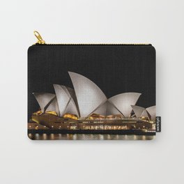 Sydney Opera House at Night Carry-All Pouch