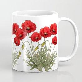 Flanders Red Poppy Coffee Mug